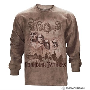 The Founders - 45-3601 - Adult Long Sleeve T-shirt