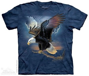 The Patriot - Adult Tshirt