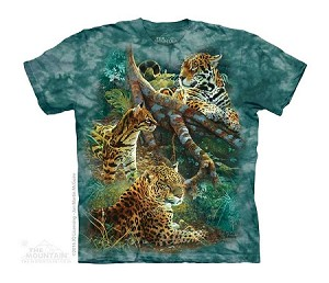 Three Jungle Cats - Youth Tshirt