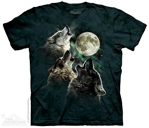 Three Wolf Moon - Adult Tshirt