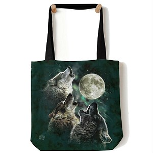 Three Wolf Moon - 97-2053 - Everyday Tote