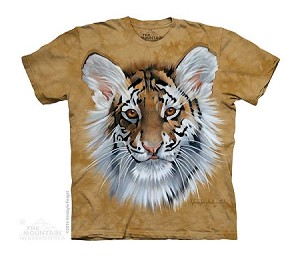 Tiger Cub - 15-5749 - Youth Tshirt