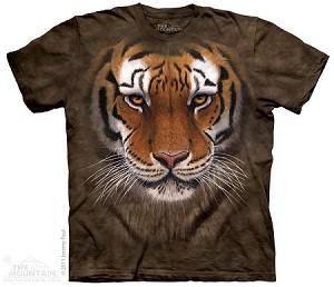 Tiger Warrior - Youth Tshirt