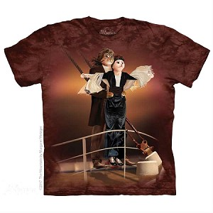 Titanic Cats - 10-5949 - Adult Tshirt