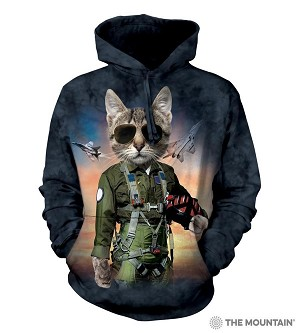 Tom Cat - Adult Hoodie - 72-3904
