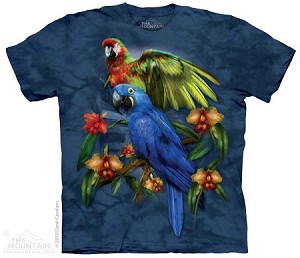 Tropical Friends - Adult Tshirt