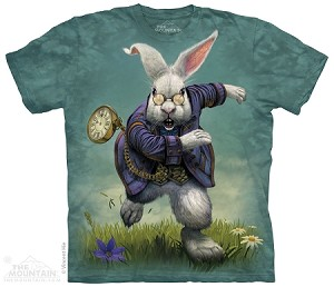 White Rabbit - Adult Tshirt