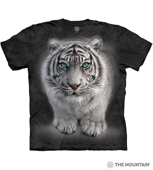 White Tiger Wild Intentions - 10-6274 - Adult Tshirt
