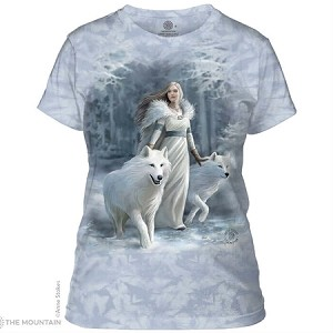 Winter Guardians - 28-5741 - Ladies Fitted Tee