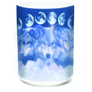 Wolf Cycles - 57-5887-0901 - Everyday Mug