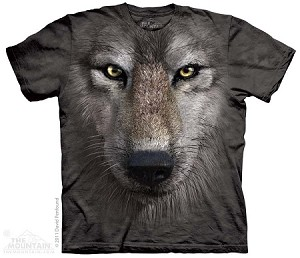 Wolf Face - Youth Tshirt