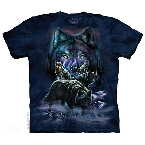 Wolf Pack - 10-5915 - Adult Tshirt