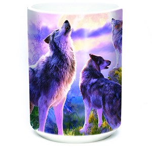 Wolfpack Moon - 57-4112-0900 - Everyday Mug