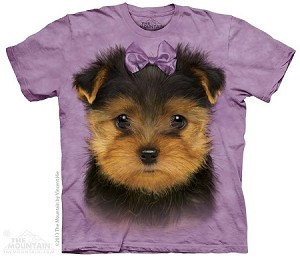 Yorkshire Terrier Puppy - Youth Tshirt